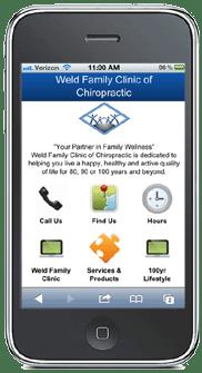 WFC mobile-friendly website
